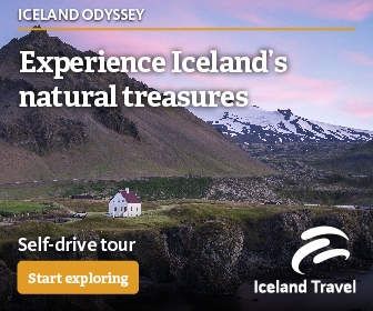 Iceland Self Drive Button